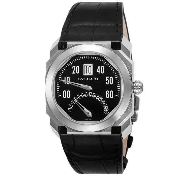 【送料無料】BVLGARI BGO38BSLDBR オクト [腕時計(メンズ)] 【並行輸入品】