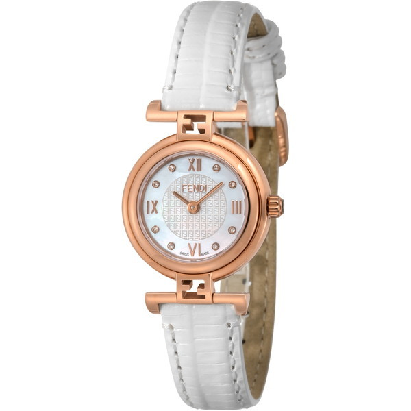 【送料無料】FENDI F275244D ホワイトパール モーダ [クォーツ腕時計(レディースウオッチ)] 【並行輸入品】