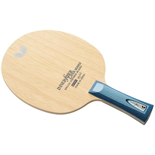 【送料無料】卓球 ラケット バタフライ(Butterfly) シェークハンド インナーフォースレイヤーALC FL 5枚合板 インナーファイバー仕様 ラージボール対応 卓球用品