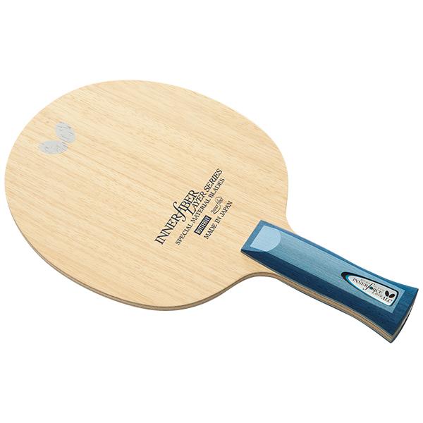【送料無料】卓球 ラケット バタフライ(Butterfly) シェークハンド インナーフォースレイヤーALC AN 5枚合板 インナーファイバー仕様 ラージボール対応