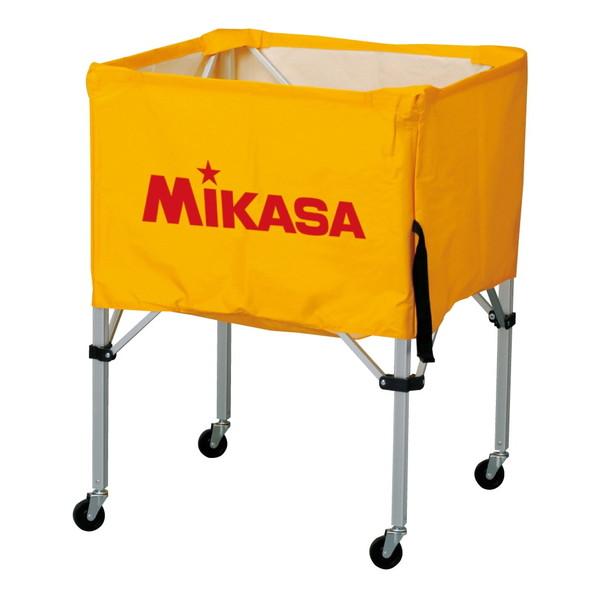 【送料無料】MIKASA BC-SP-S Y [ボールカゴ3点セット イエロー]