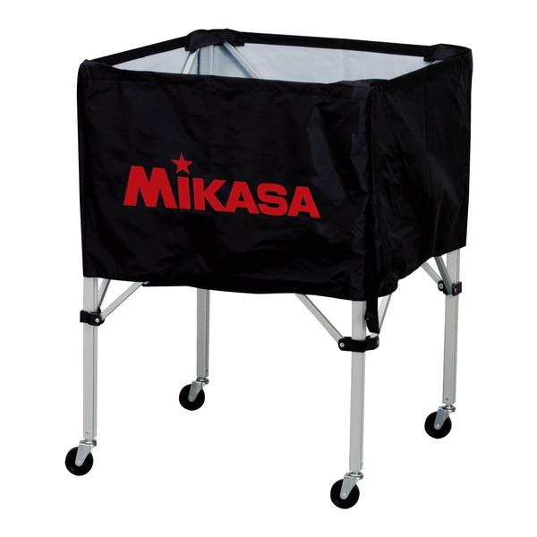 【送料無料】MIKASA BC-SP-S P [ボールカゴ3点セット ピンク]