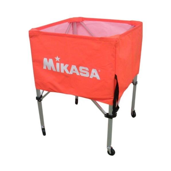 【送料無料】MIKASA BC-SP-S O [ボールカゴ3点セット オレンジ]