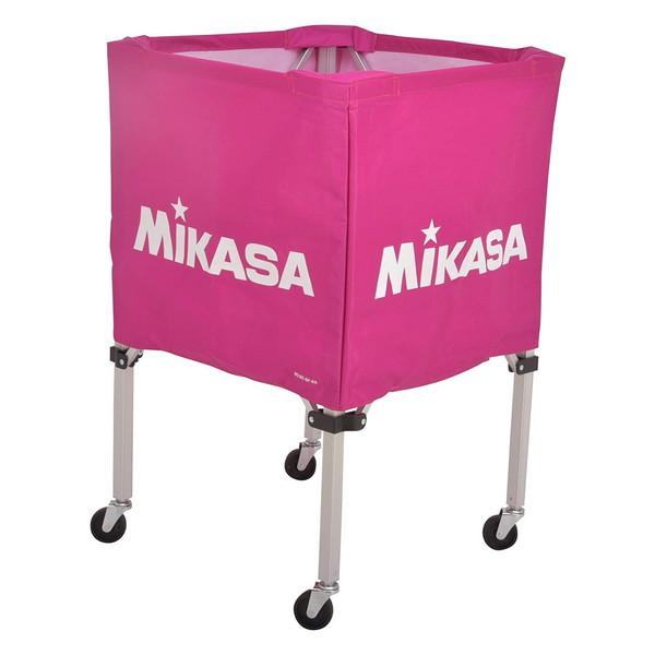 【送料無料】MIKASA BC-SP-SS V [ボールカゴ3点セット バイオレット]