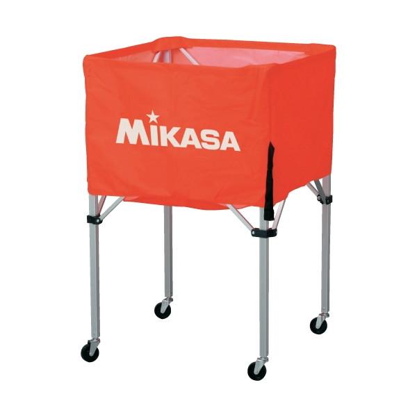 【送料無料】MIKASA BC-SP-SS O [ボールカゴ3点セット オレンジ]