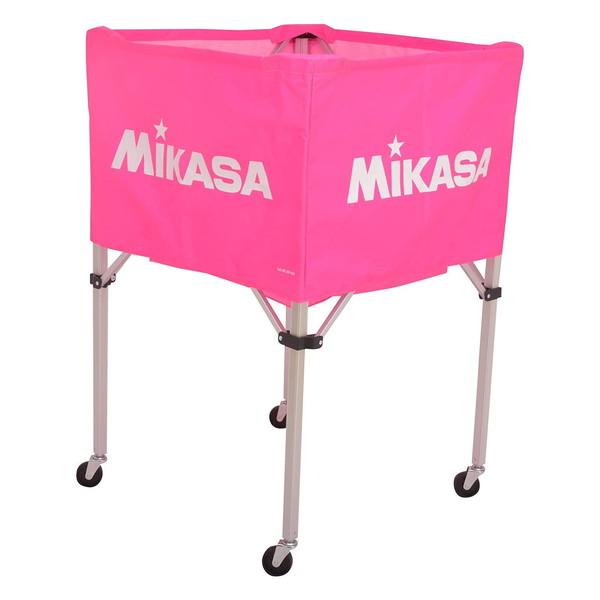 【送料無料】MIKASA BC-SP-H P [ボールカゴ3点セット ピンク]