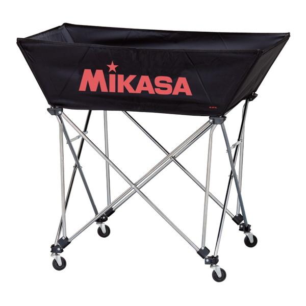【送料無料】MIKASA BC-SP-WL LG [ボールカゴ3点セット ライトグリーン]