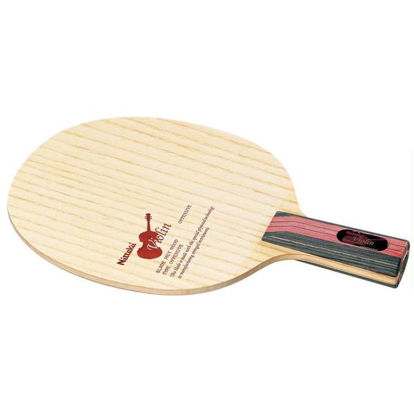 【送料無料】Nittaku バイオリン C [卓球 ラケット ペンホルダー]