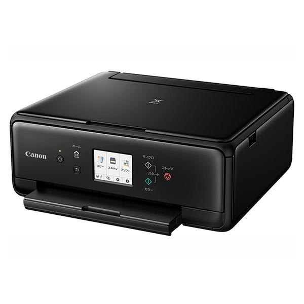 【送料無料】CANON TS6230 BK ブラック PIXUS(ピクサス) [A4カラーインクジェットプリンター(スキャナ/無線LAN)]