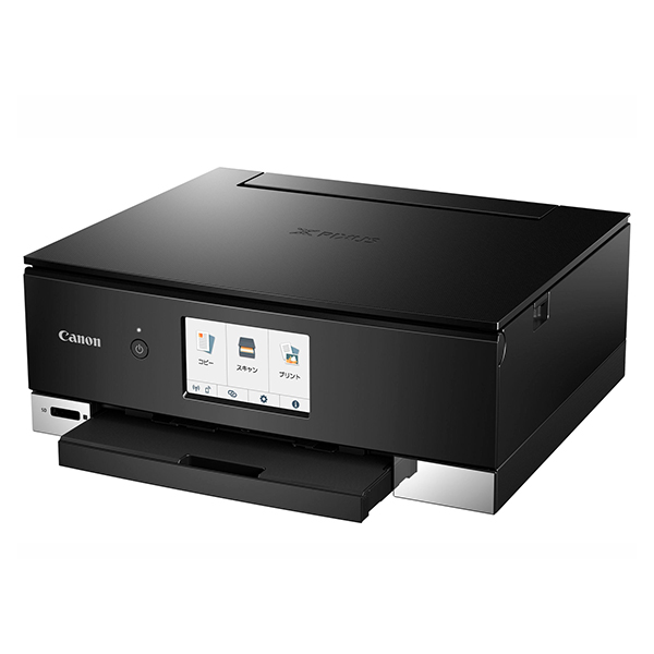 【送料無料】CANON TS8230 BK ブラック PIXUS(ピクサス) [A4カラーインクジェットプリンター(スキャナ/無線LAN)]