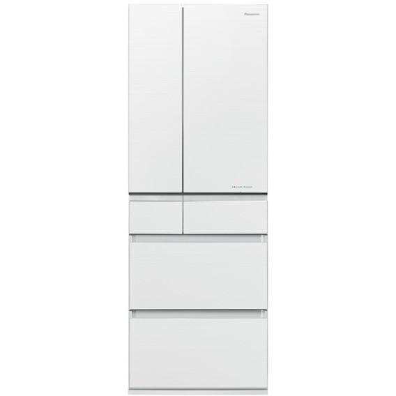 【送料無料】PANASONIC NR-F504HPX-W マチュアホワイト HPXタイプ [冷蔵庫 (500L・フレンチドア)] 【代引き・後払い決済不可】【離島配送不可】