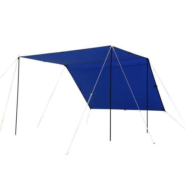 【送料無料】DOD TT2-532-BL ブルー [ムゲンタープ(320cm×220cm)]