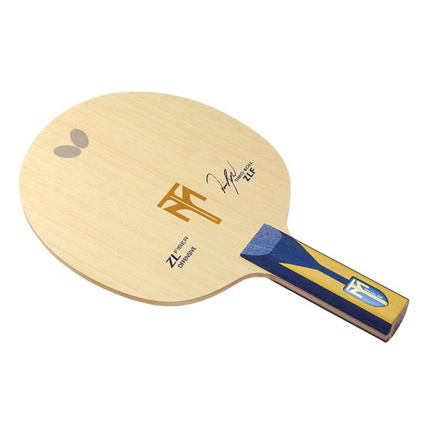 【送料無料】Butterfly ティモボル ZLF ST [卓球ラケット 攻撃用シェーク ST(ストレート)]