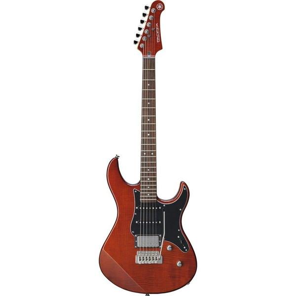 【送料無料】YAMAHA PAC612VIIFM RTB ルートビア PACIFICAシリーズ [エレキギター]