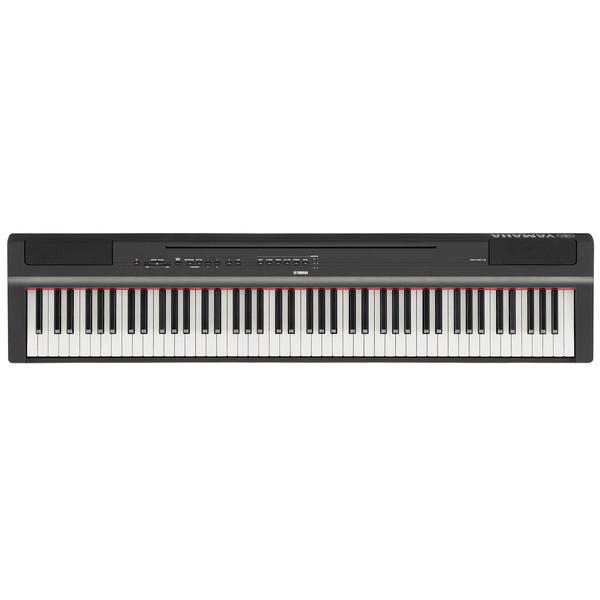 【送料無料】YAMAHA P-125B ブラック Pシリーズ [電子ピアノ(88鍵)]