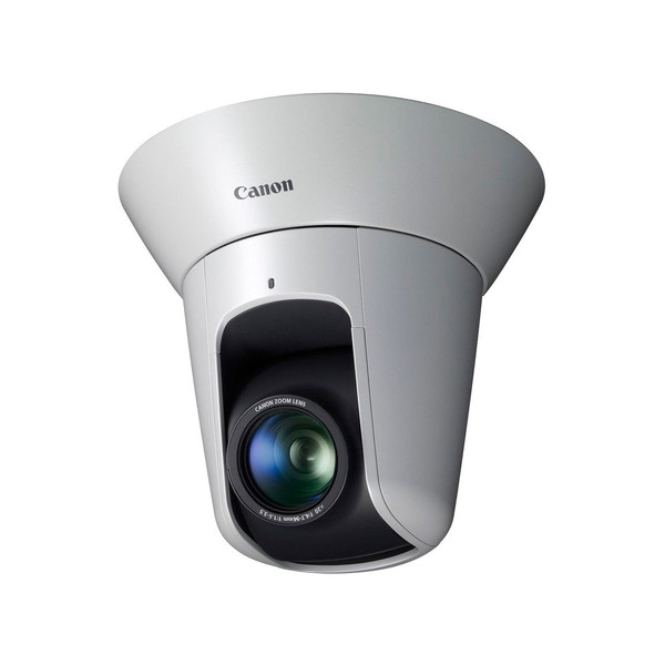 【送料無料】CANON VB-M44 シルバー [ネットワークカメラ(130万画素/光学20倍ズーム対応モデル)]