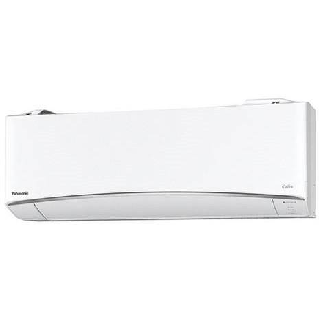 【送料無料】【早期工事割引キャンペーン実施中】 PANASONIC CS-EX228C-W クリスタルホワイト エオリアEXシリーズ [エアコン(主に6畳用)]