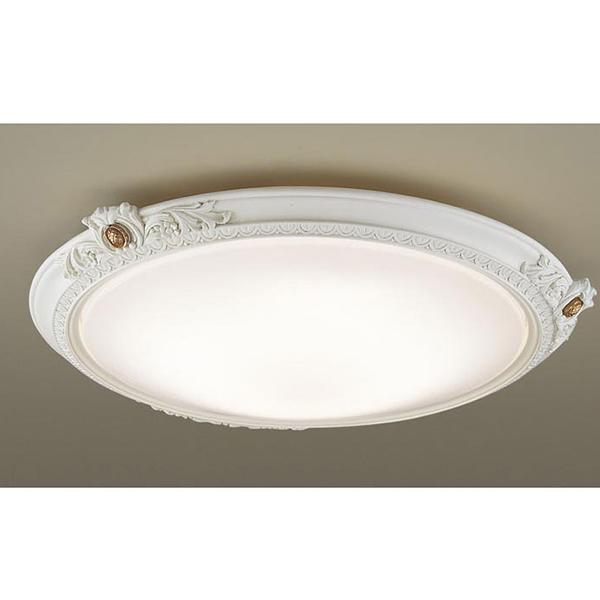 【送料無料】PANASONIC LGBZ1541 オフホワイト [洋風LEDシーリングライト(~8畳/調色・調光)リモコン付き サークルタイプ]