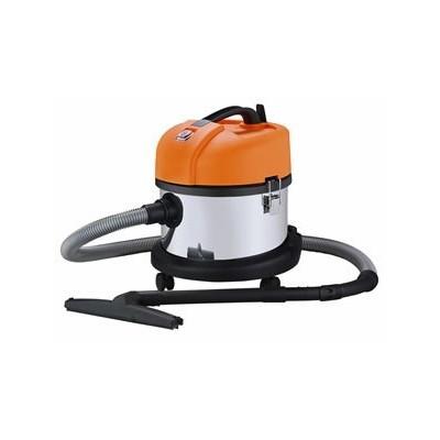 【送料無料】日動工業 NVC-15L-S [乾湿両用バキュームクリーナー(15L)]