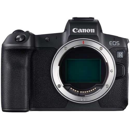 【送料無料】CANON EOS R ボディ [デジタルミラーレス一眼カメラ (3030万画素)]