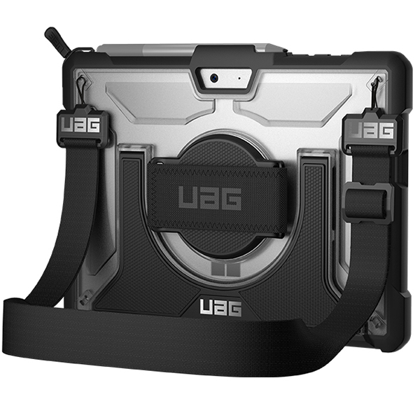 URBAN ARMOR GEAR UAG-SFGOHSS-IC アイス [タブレットケース (Surface Go用Plasmaケース)]