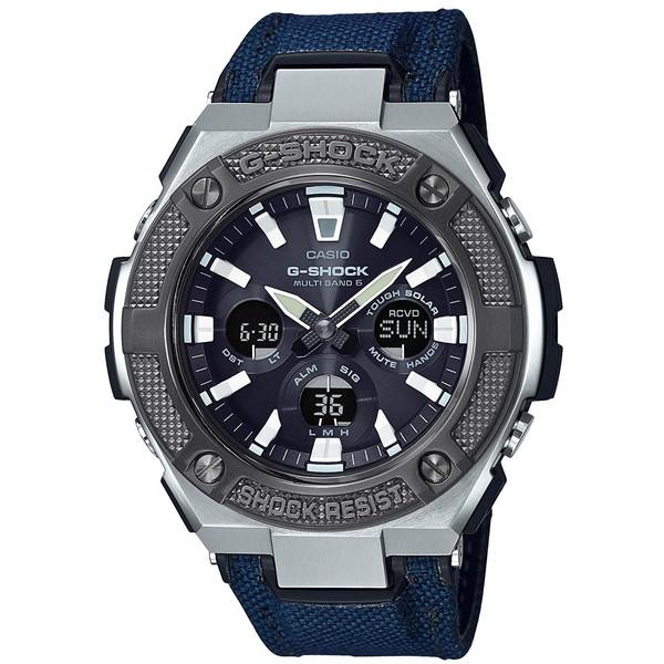【送料無料】CASIO(カシオ) GST-W330AC-2AJF G-SHOCK G-STEEL [ソーラー電波腕時計(メンズウオッチ)]