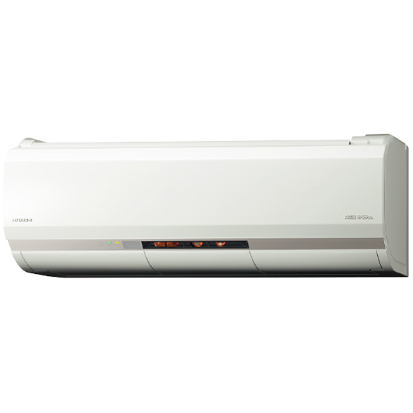 【送料無料】日立 RAS-XK63J2(W) スターホワイト メガ暖 白くまくん XKシリーズ [エアコン(主に20畳用・単相200V)]