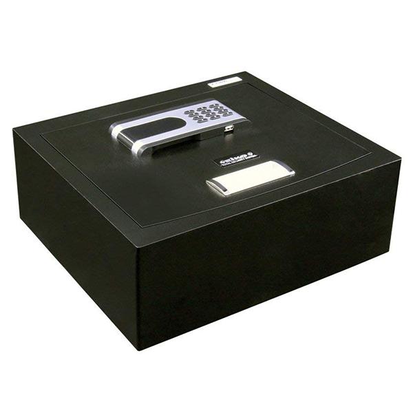 エーコー K-FG800 ホテルセーフ [客室用保管庫(12.6L/テンキー式)]