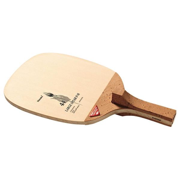 【送料無料】Nittaku ラージスピア P-H [卓球 ラケット ペンホルダー]