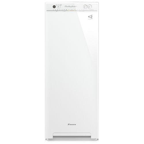 【送料無料】DAIKIN MCK55V-W ホワイト [加湿空気清浄機 (加湿:~14畳/空気清浄:~25畳)]