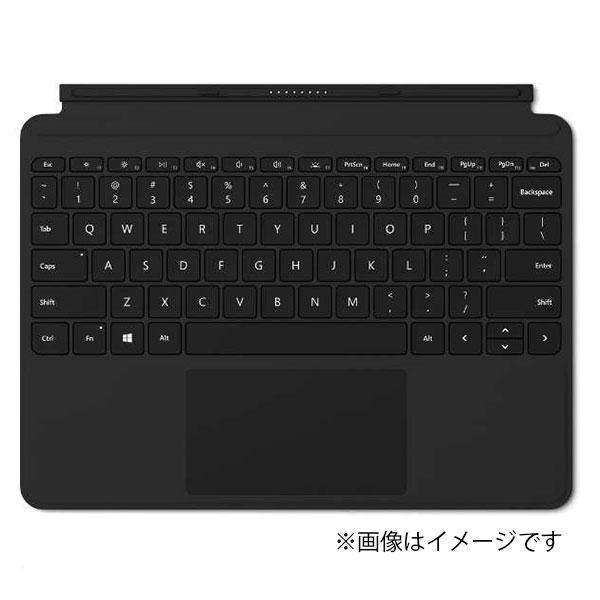 【送料無料】マイクロソフト KCM-00019 ブラック [Surface Go タイプ カバー]