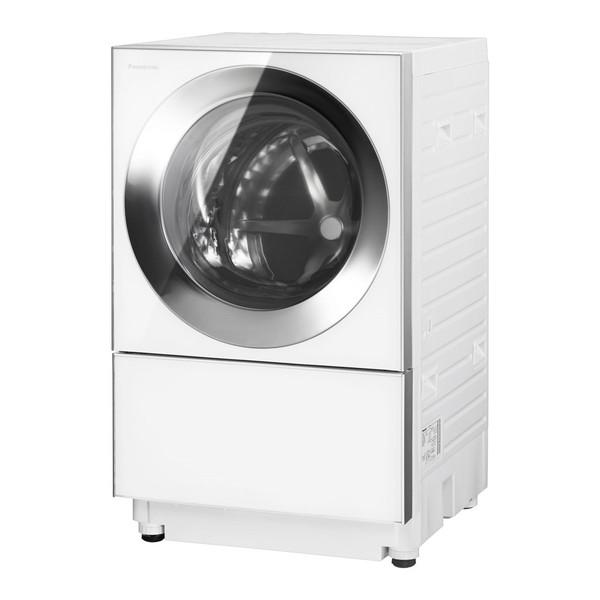 【送料無料】PANASONIC NA-VG1300L-S シルバーステンレス Cuble [ななめ型ドラム式洗濯乾燥機 (10.0kg) 左開き]