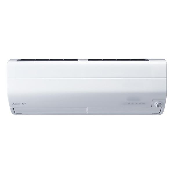 【送料無料】MITSUBISHI MSZ-ZD5619S-W ピュアホワイト ズバ暖霧ヶ峰 ZDシリーズ(寒冷地向け) [エアコン(主に18畳用・200V対応)]