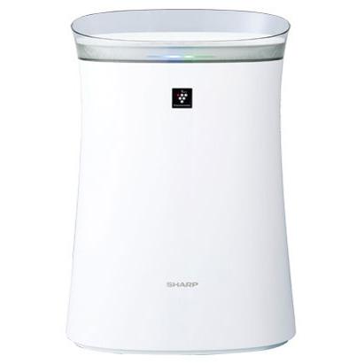 【送料無料】SHARP FU-J50 ホワイト系 [空気清浄機(プラズマクラスター14畳/空気清浄23畳まで)]