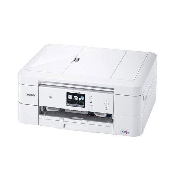 【送料無料】Brother DCP-J978N-W ホワイト PRIVIO(プリビオ) [A4 インクジェット複合機(コピー/スキャナ)]
