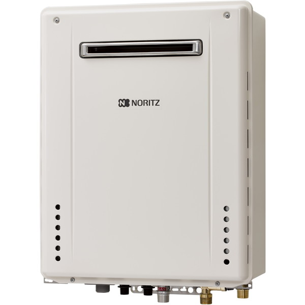 NORITZ GT-1660AWX-1 BL-LP [ガス給湯器(プロパンガス用・屋外壁掛形・フルオート・16号)]