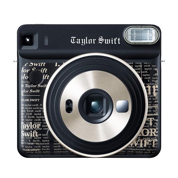 【送料無料】富士フィルム インスタントカメラ 『チェキ』 SQUARE SQ6 テイラー・スウィフト Edition