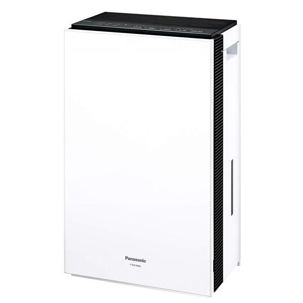 【送料無料】PANASONIC F-MC1000V-W ホワイト ジアイーノ [空間除菌脱臭機(8畳まで)]