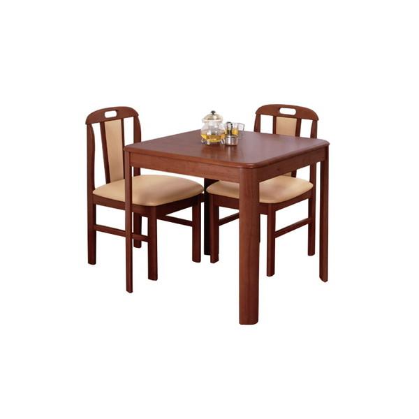 【送料無料】ファミリー・ライフ 天然木ダイニングテーブル 正方形【同梱配送不可】【代引き不可】【沖縄・離島配送不可】