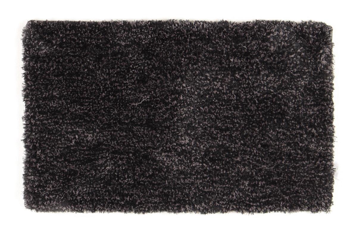 【送料無料】萩原 270025039 マイクロシャギーラグ カペリ ブラック 130×190cm シャギー シャギーラグ カーペット ラグ マット フロアマット【同梱配送不可】【代引き不可】【沖縄・北海道・離島配送不可】