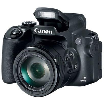 【送料無料】CANON PowerShot SX70 HS [コンパクトデジタルカメラ(2030万画素)]