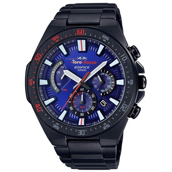 【送料無料】CASIO(カシオ) EFR-563TRJ-2AJR エディフィス Scuderia Toro Rosso Limited Edition [クォーツ腕時計 (メンズウォッチ)]