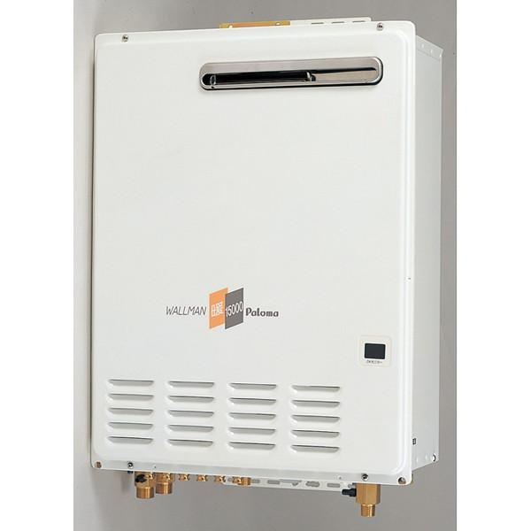 パロマ DW-15000 13A [暖房専用熱源機(都市ガス用・壁掛型・2温度タイプ)]