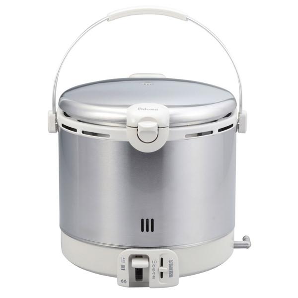 【送料無料】パロマ PR-18EF 13A [ガス炊飯器(都市ガス用・1升炊き) ステンレスタイプ]