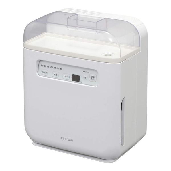 【送料無料】アイリスオーヤマ SHA-400A ホワイト [空気清浄機能付加湿器(木造~7畳/プレハブ洋室~11畳まで)]