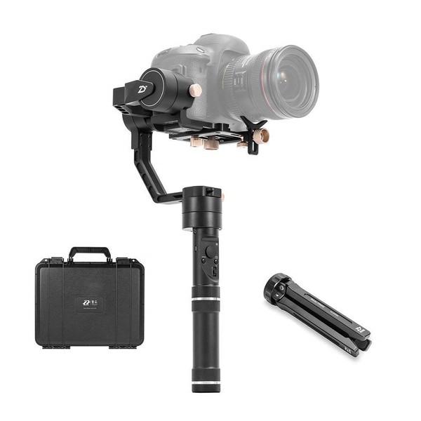 【送料無料】ZHIYUN Crane Plus [カメラ用電動3軸インテリジェトスタビライザー]