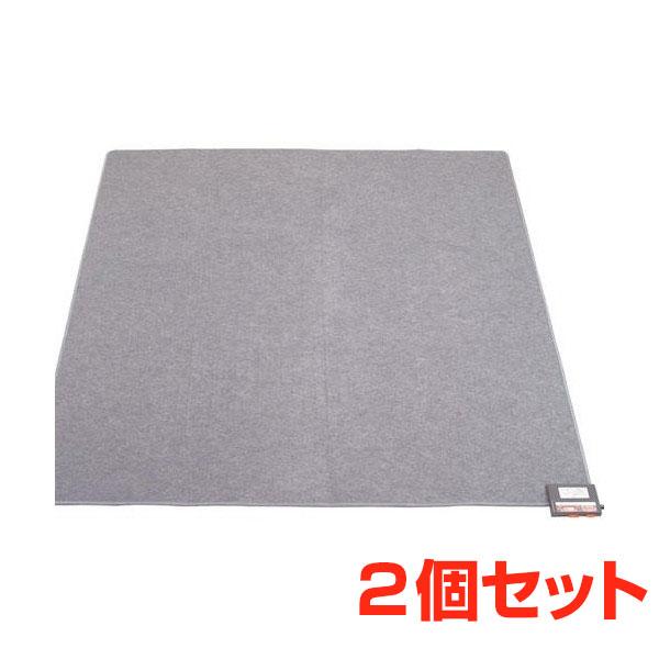 【2個セット】TEKNOS TWA-2000B [2畳用カーペット 176×176cm(本体のみ)]