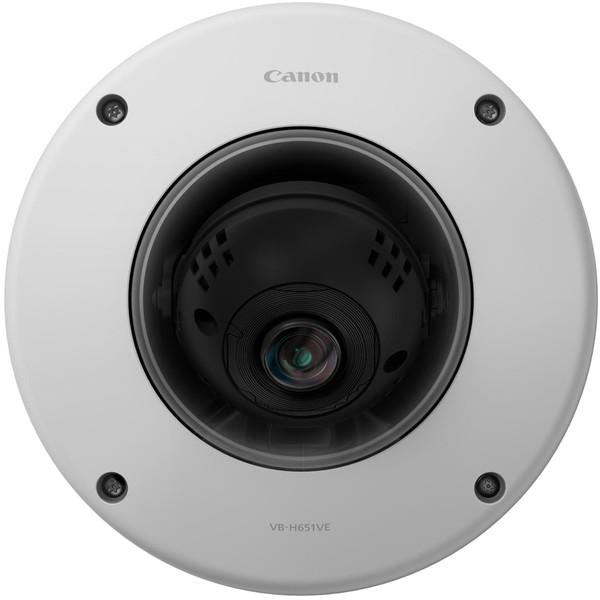 CANON VB-H651VE [ネットワークカメラ(210万画素・屋外対応)]