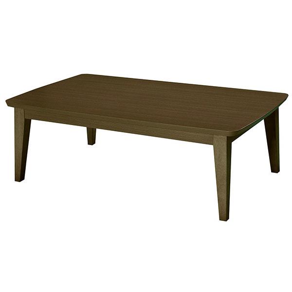 【送料無料】こたつ 長方形 こたつ本体 こたつテーブル 家具調こたつ 炬燵 ジェットBR 105 ブラウン コタツ (105cm×70cm)