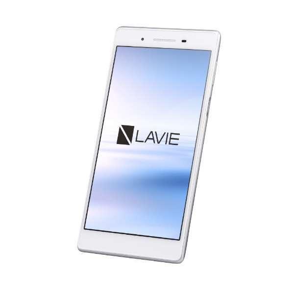 【送料無料】NEC PC-TE507JAW ホワイト LAVIE Tab E TE507/JAW [Androidタブレット 7型ワイド液晶 16GB]